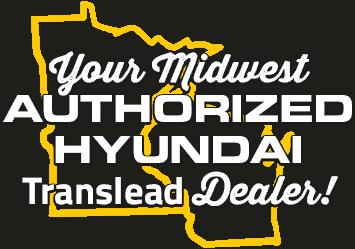Midwest Authorized Hyundai Translead Dealer Logo