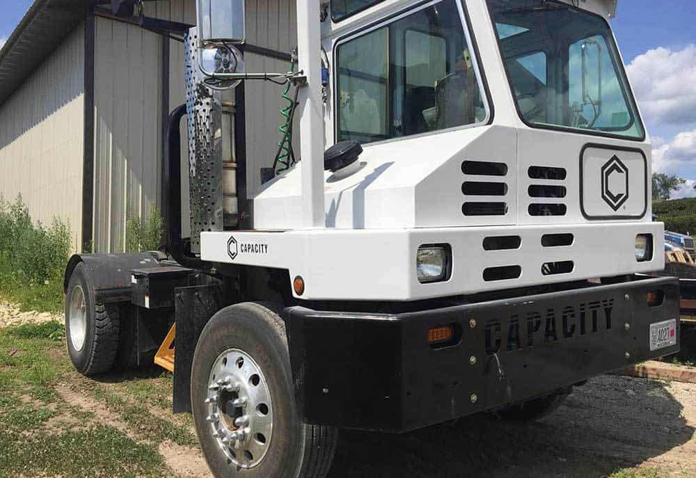 Spotter Truck